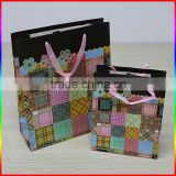 Color Printing hair accessories / apparel / clothing paper gift bag