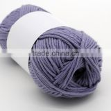 Fast delivery competitive offer cotton chunky cotton knitting yarn