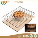 Wholesale Easy To Clean FDA Teflon Foil Sheet/Baking Sheet/Pan Liner/Oven Liner For Electric Oven
