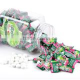 Mentos centre filling jam Chewy mint candy energy roll chewing gum