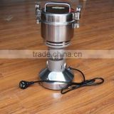 800 g chinese herbal medicine pulverizer small commercial gristmill cormorants small steel dry broken machine herb grinder