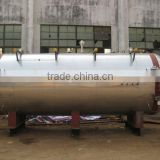 Rubber vulcanization autoclave machine