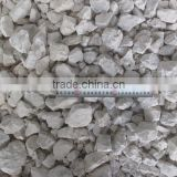 calcined dolomite 20-70mm (MgO : 28-30-32-34 % min)