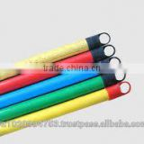 PVC Coated Wooden Broom Handles