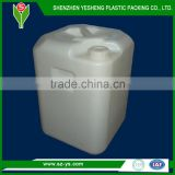 hermetic plastic food container and plastic container for washing powder