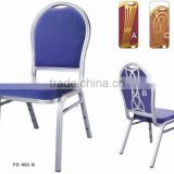Hilton hotel furniture,hot new products for 2015,stacking banquet chair for sale