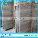 China marble grey wood vein marble