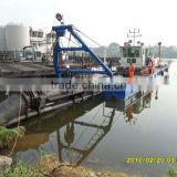 cutter suction dredger ship