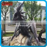 Mechanical Dragon Statue LifeSize Animal Model