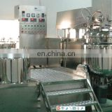 500L vacuum homogenizer mixer high shear homogenizer mixer