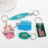 Most popular Aluminum Alloy rubber keychain