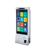 Telpo TPS700 Touch Screen Android Self Service Ordering POS Kiosk Machine
