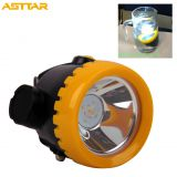 ATEX certification 1.2ah miner's cap lamp and ASTTAR ATEX mining headlamp