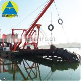 2000m3 China River Sand Pumping Dredger for river dredging