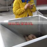Electric frozen meat grinder/fish meat mincer/Chicken grinding machine