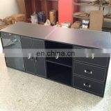 Large size office hanging movable fireproof waterproof file cabinet