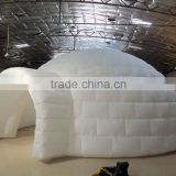 inflatable air roof cover/ air cover for outdoor conference/ stage cover inflatable tent