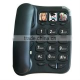 cheap standard wired basic telephone set