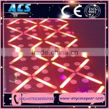 ACS Sound control led dance floor, DMX LED dance floor, Auto mode LED dance floor for sale