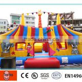 2016 Most Interesting Inflatable Fun City Water Park Slides Inflatable Super Slide