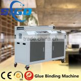 SG-50A+ bonding binder equipment A3 book glue binding machine