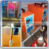 portable induction welding machine for copper tube/condenser tube welding