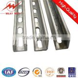All kinds shape steel c channel weight