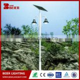 Best Desig Solar Power Energy Street Light Pole With Making Machine