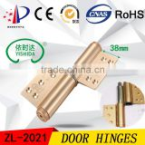 Aluminum Alloy Soft-closing Hydraulic KFC Door Hinge Door Flag Hinge