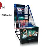 shooting hoops basketball game machine