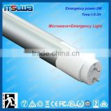 Ra80 1200mm high quality led tri-proof light ,60w emergency light for subway/tunnel CE RoHS IP65 Led Tri Proof Light Fixture