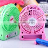 New design handheld mini fan battery operated mini fan portable with low price