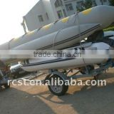 foldable boat trailers