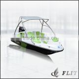 2 or 4 person speed boat with chineses motor for boat