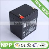 12V4.2AH 12 volt lead acid battery 12v ups rechargeable battery with solar system battery
