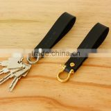 Genuine leather keys or car keys chain holder for lovers