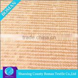 Textile fabrics supplier New style Fancy Polyester hand work embroidery                                                                         Quality Choice