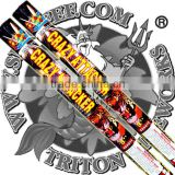 "3"" Roman Candle 6 Shots hot fireworks/wholesale fireworks/UN0336 1.4G consumer fireworks/fireworks factory direct price"
