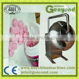 Good quality chewing gums sugar coating machine