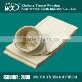 [[Good quality] Boiler exhaust Nonwoven needle FMS Glassfibre dust collection filter bag