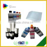 compatible sublimation refill ink for epson for Cotton Fabric/Mug/Leather/PVC/pottery and porcelain printing