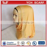 Many colors wholesale viscose beaded hijab scarf