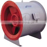 DTXF high efficiency low noise mixed flow fan