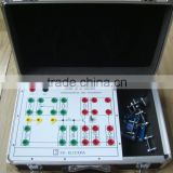 Electronic lab trainer,laboratory equipment,XK-ELC1008A Transistor Application Training Kit
