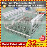 custom metal frame fabrication for building construction