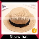 Panama cowboy straw hat for men
