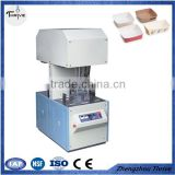 Fully automatic Plastic vacuum Lunch box forming machine cost,high speed lunch box with lid making machine