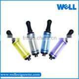 Top selling best quality Vapor e pipe 2013 newest DCT clearomizer cheap e pipe 618!Paypal accepted for DCT clearomizer