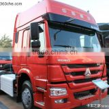 China Sinotruk HOWO 6*4/4*2 371-420hp Truck Tractor/Trucks Tractor Head for sale                                                                         Quality Choice