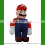 2015Guangzhou China hot sale inflatable giant super mario cartoon